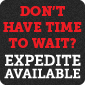 Expedite Available On Select Products